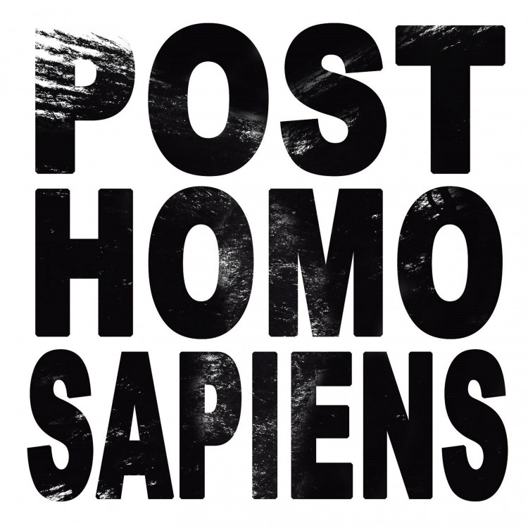 DAVE PHILLIPS post homo sapiens cover front