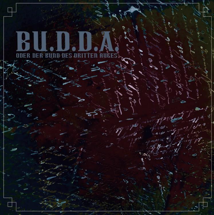 BU.D.D.A. ALL DER GUTEN DINGE DREI cover front
