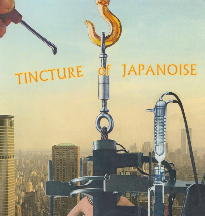 V.A. Tincture of Japanoise cover front