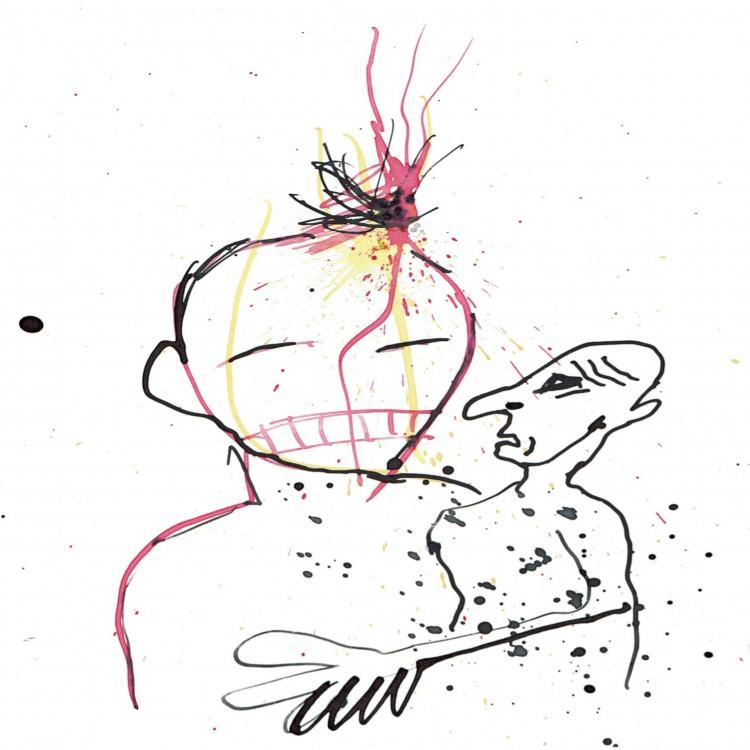Doc Wör Mirran featuring Stadlmeier / De Waard / Gormley Hominine parts 4 to 6 cover front