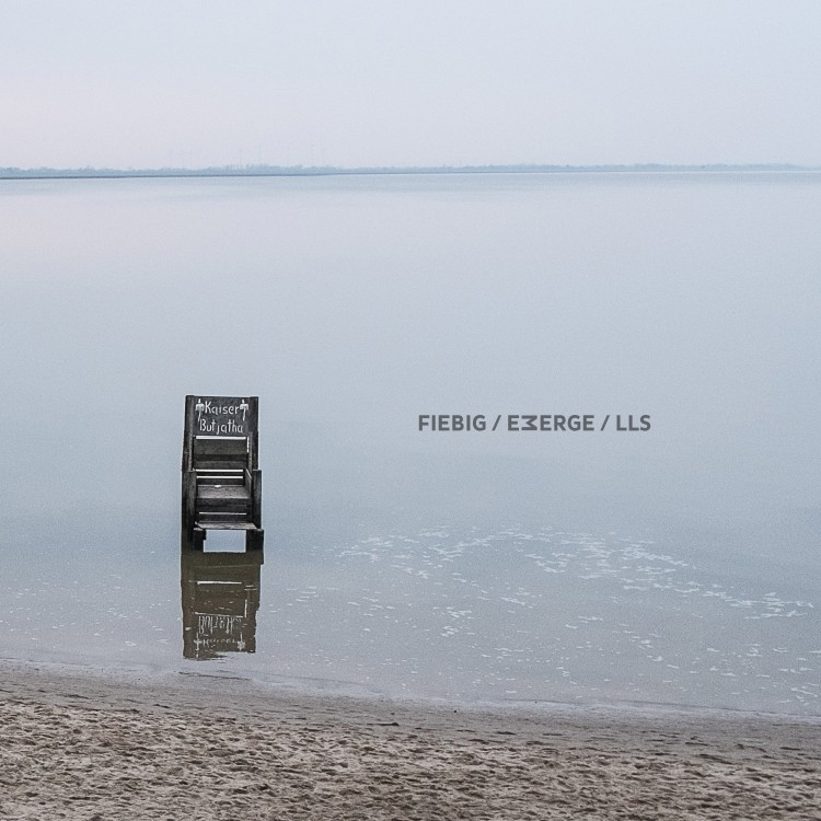 Gerald Fiebig / EMERGE / Limited Liability Sounds FIEBIG / EMERGE / LLS cover front