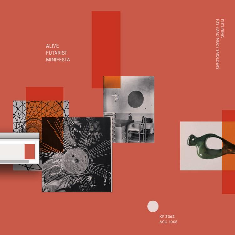 WIEMAN Alive Futarist Minifesta cover back