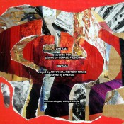 ARTIFICIAL MEMORY TRACE / GERALD FIEBIG / EMERGE / PBK fiction circuit Inlay