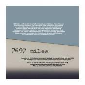 7697 miles Kiñe Inlay